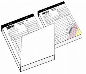 stapled ncr invoice booklets dockets perforated ncr With invoice pads staples