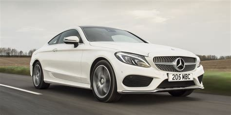 mercedes benz  class coupe posh amg sport style
