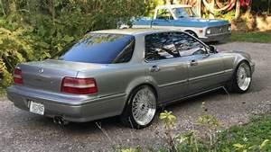 1993 Acura Vigor Gs Super Rare  Low Miles  Leather  Cold A