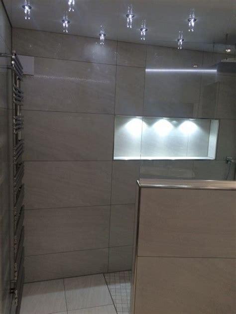 Badezimmer Fliesen Nische by Nische Mit Integrierter Beleuchtung Badezimmer In 2019