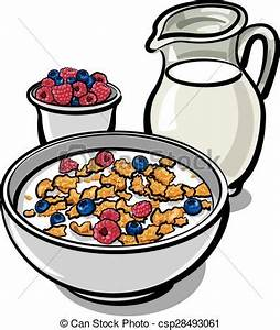 Cereal Clip Art Many Interesting Cliparts