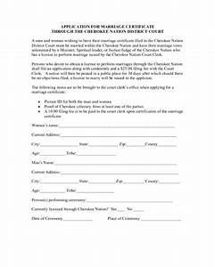 Certificate marriage sample choice image certificate for Oum document templates