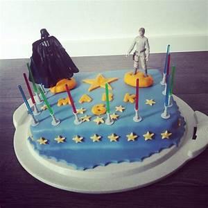 Motivtorte Star Wars Torte für Kindergeburtstag