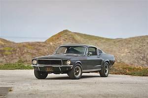 """Original """"Bullitt"""" Mustang GT Heading to Mecum Kissimmee Auction"""