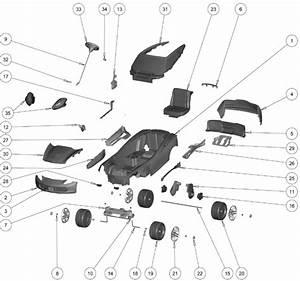 Power Wheels Corvette Parts