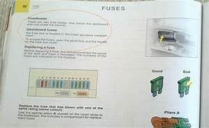 Finding A Citroen C3 Fuse