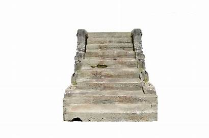 Stairs Stone Clipart Staircase Stair Steps Transparent
