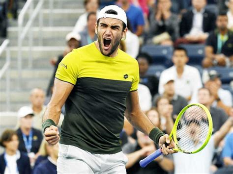 Matteo berrettini wants to steal rafael nadal's titles, says spanish players always fight till the very end. US Open19: Matteo Berrettini no cree en nadie y hace historia en Nueva York
