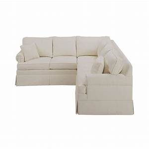 Paramount sectional ethan allen us 87 x 87 good for Ethan allen paramount sectional sofa