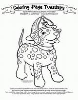 Coloring Fire Safety Dog Safe Prevention Week Printable Dulemba Clip Adult Coloringhome Talking Sparky Clipart Books Template Tuesday Arts Library sketch template