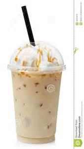 Iced Coffee Stock Photo   Image: 44351819