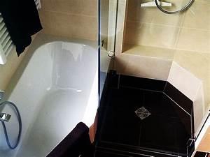 Badideen Für Kleine Bäder : dusche wanne bad 052 b der dunkelmann ~ Michelbontemps.com Haus und Dekorationen