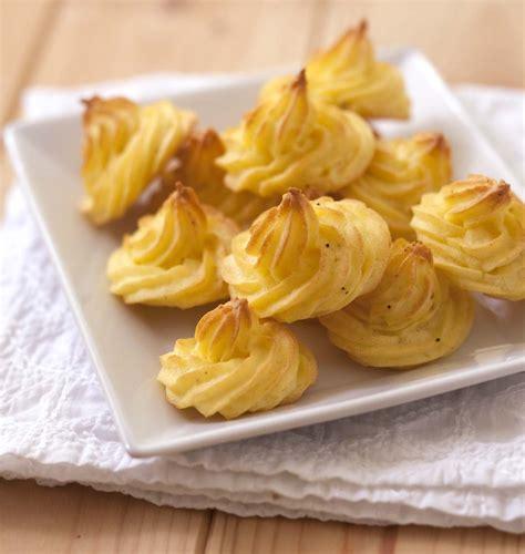 cuisine trucs et astuces pommes duchesse les meilleures recettes de cuisine d