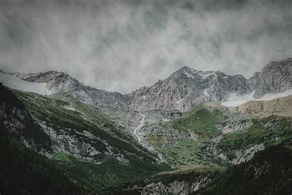 Pexels Wallpapers Alpes Screen Aventure Brouillard Berg