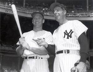 Mickey Mantle Announces His Retirement From The Yankees