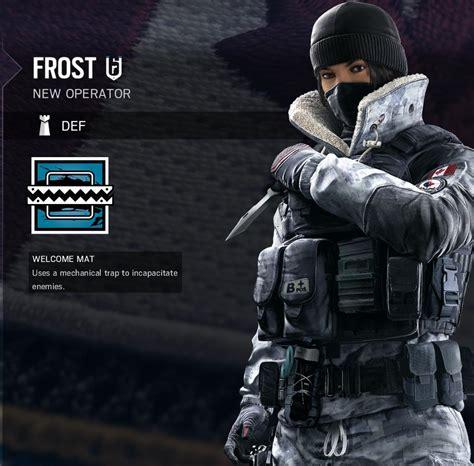 rainbow six siege operation black operators leak