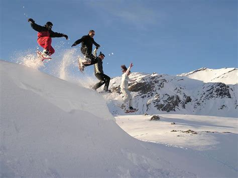 winter activity in the alps helping dreamers do