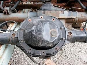 Rear End Guide - Chrysler 8 25 Rear Axle