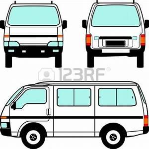 Minivan Outline Clip Art | Amazing Wallpapers