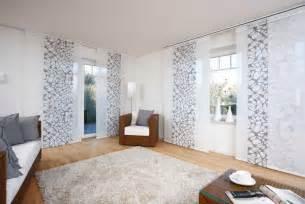 inneneinrichtung ideen wohnzimmer moderne gardinen für wohnzimmer inneneinrichtung aus langlebigen material für schiebegardinen