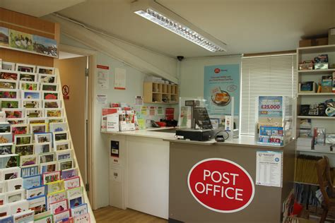 bureau post it post office motcombe community shop