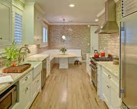 white galley kitchen ideas white and marble galley kitchen beautiful homes design