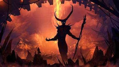 Devil Demon 4k Hell 5k Wallpapers Background