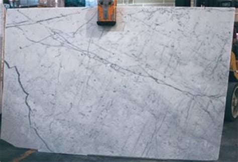statuary white granite and marble selection