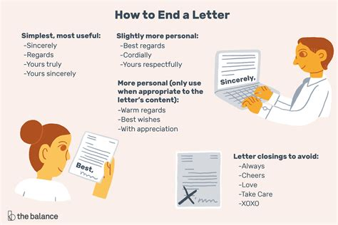 cordially end of letter how to end a letter with closing exles 52704