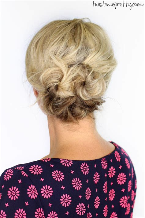 great updos  medium length hair southern living