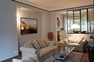 Decoration Mur Interieur Salon : decoration interieur peinture salon impressionnant ~ Dailycaller-alerts.com Idées de Décoration