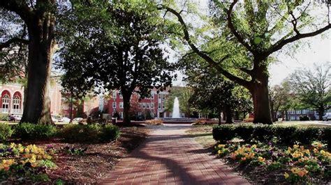 East Carolina University Campus - YouTube