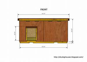 dog house plans concept insulated dog house 2 With insulated dog house plans pdf