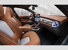 Mercedez Benz GLA concept car SUV compact intérieur cuir