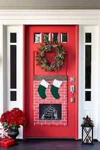 Christmas, Door, Decorating, Ideas, Part, 2