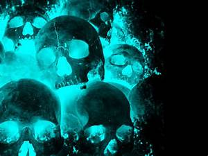 Skull wallpaper,flaming skull wallpaper & evil skull ...