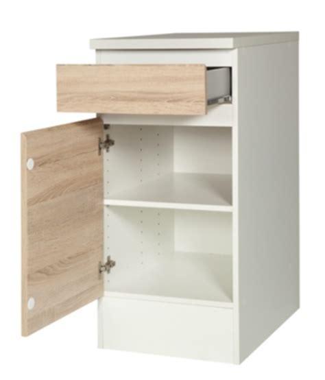 meuble cuisine 50 cm de large meuble bas de cuisine largeur 50 cm idées de décoration