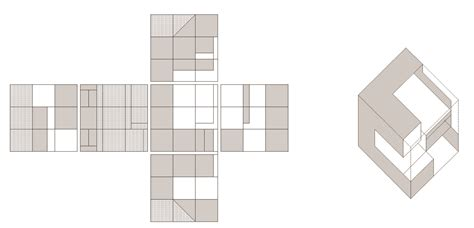 Galeria De Casa Cubo / Nomena