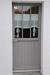 realisations da costa menuisier sur l39ile de re With porte d entrée alu avec extracteur humidite salle bain