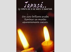 Luz sobre la oscuridad Tarjetas de Janucá