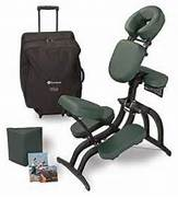 Massage Chairs For Sale by EarthLite Avila II Portable Massage Chair Package