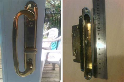 Kk Replacement Patio Door Lock