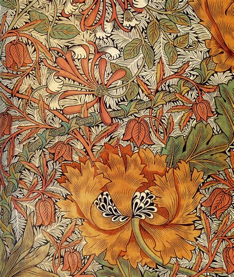 William Morris Print Curtains by People William Morris Mr Arts And Crafts Needs No
