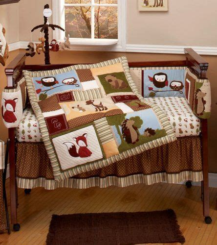 19 Best Woodland Baby Quilts Images On Pinterest