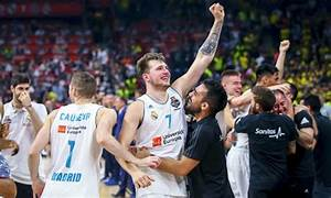Luka Doncic's MVP performance in the EuroLeague Final ...