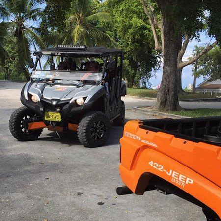 bowcar jeepbuggy scooters rentals guided tours