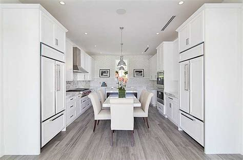 contemporary kitchen cabinets white 45 luxurious kitchens with white cabinets ultimate guide 5701