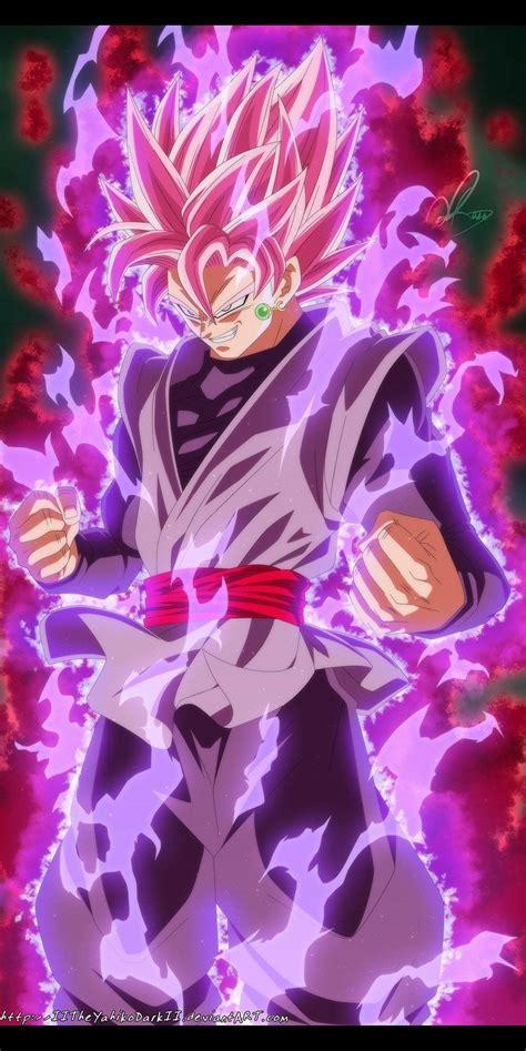 Goku Black Wallpaper Iphone by Black Goku Wallpapers Top Free Black Goku Backgrounds