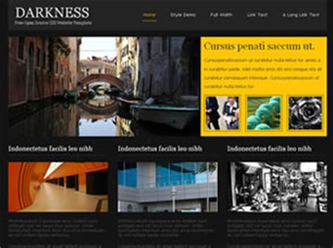 free css website templates page 1 of 241 free css