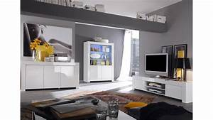Esszimmerschrank Weiß Hochglanz : vitrine amalfi in wei echt hochglanz lackiert 4 t rig ~ Indierocktalk.com Haus und Dekorationen